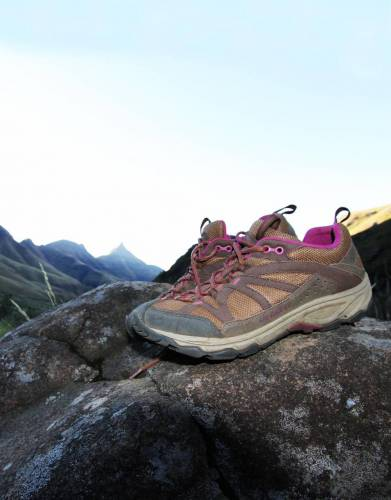 Women's Merrell Safari Trail Shoe