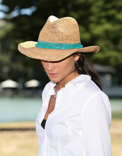 Women's Wallaroo Tahiti Cowboy Hat