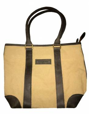 The Sandstorm Medium Safari Tote by Safari Store