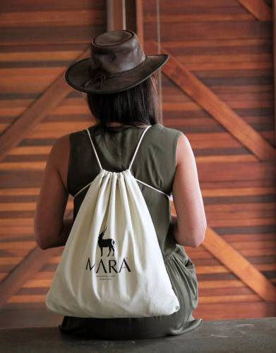 Mara&Meru™ Drawstring Bag
