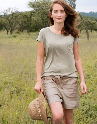 Women's Birdseye Safari Shorts