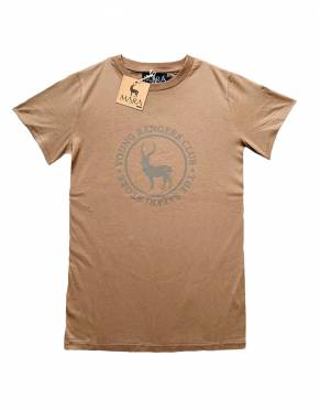 Boys' Young Rangers Club Round-neck T-Shirt