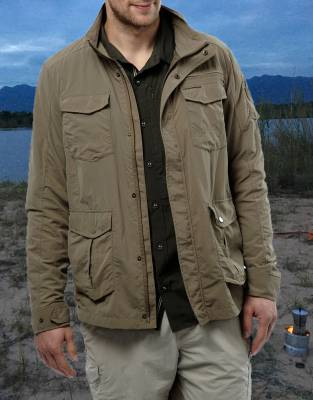 Men's NosiLife Anti-Insect Safari Jacket