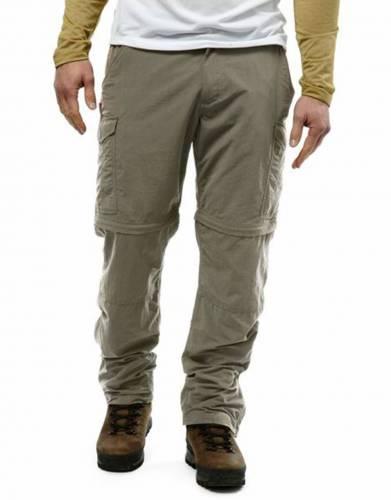 Men's NosiLife Zip-Off Safari Trousers (33 inch inside leg)