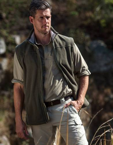 Men's Rufiji™ Gilet Safari Fleece