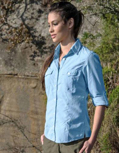 Women's Rufiji™ BUGTech™ SafariLife™ Long Sleeve Travel & Everyday Shirt