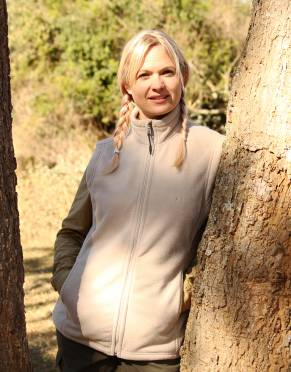 Women's Rufiji™ Gilet Safari Fleece