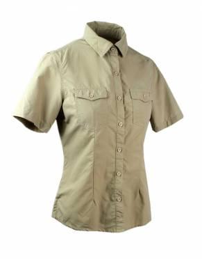 Women's SafariElite Safari Shirt, Short Sleeves