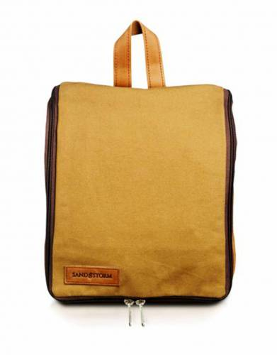 The Sandstorm Safari Wash Bag