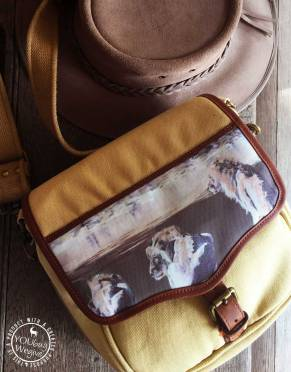 Mara&Meru™ Style-Your-Bag Flaps (for the Selous Satchel)