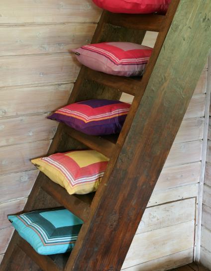 Kikoy Cushion Cover (40x40cm)