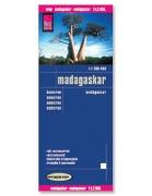 Reise Map of Madagascar