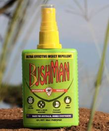 Get Bushman protection >