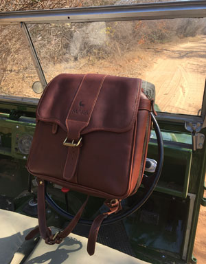 3-in-1 Full Leather Satchel, Backpack, Pannier Bag for Farmers
