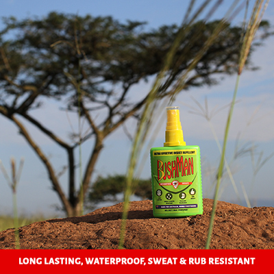 Bushman Insect Repellent image