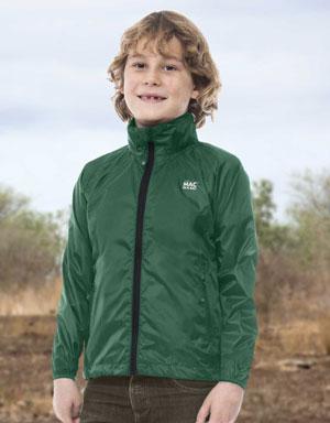Packaway Children's Waterproof Farm Jacket