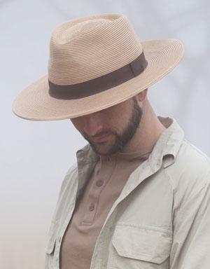 Panama Hat - Sun Protective Farm Hat