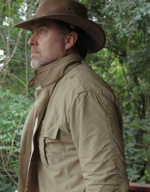Explorer Men's Anti-Insect Farmer Jacket