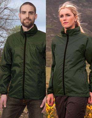 Packaway Unisex Waterproof Farm Jacket
