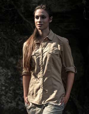 Pioneer Women's Anti-Insect Farm Shirt