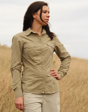 Pioneer Women's Shirt for Farmers