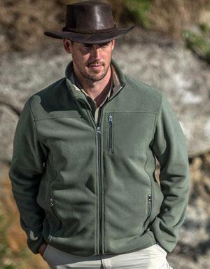 Rufiji Bonded Men's Farm Fleece Jacket