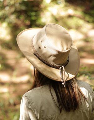 Rufiji Explorer Canvas Hat For Farmers
