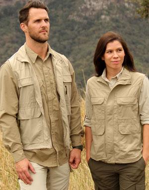Explorer Anti-Insect Unisex Multi-Pocket Utility Vest for Farmers