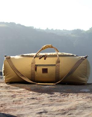 Rufiji Traveller Canvas Duffel Bag for Farmers