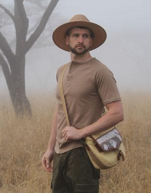 Savute Men's T-Shirt For Farmers