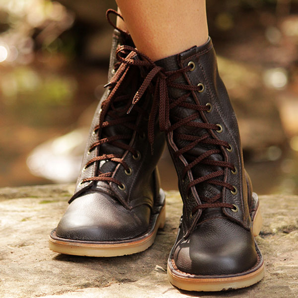 Boots that look great on safari and in the city.