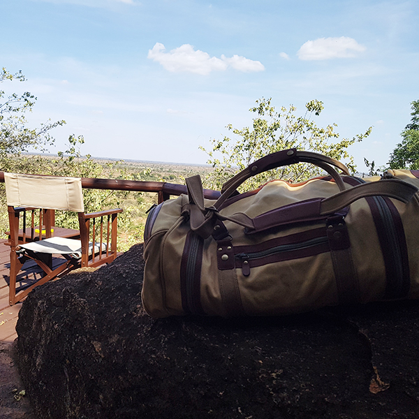 The Rufiji Safari Explorer in Meru, Kenya. Photo by Chris Edwards.