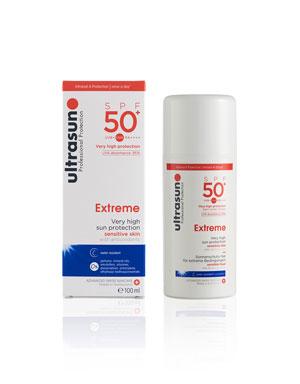 UltraSun SPF50+ sunscreen gel for farmers' sun safety