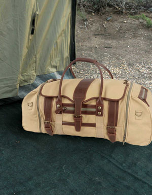 Mara&Meru Voyager III Duffel Bag for Farmers