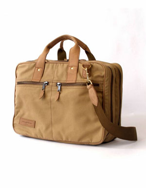 Sandstorm Tracker Business Bag Satchel