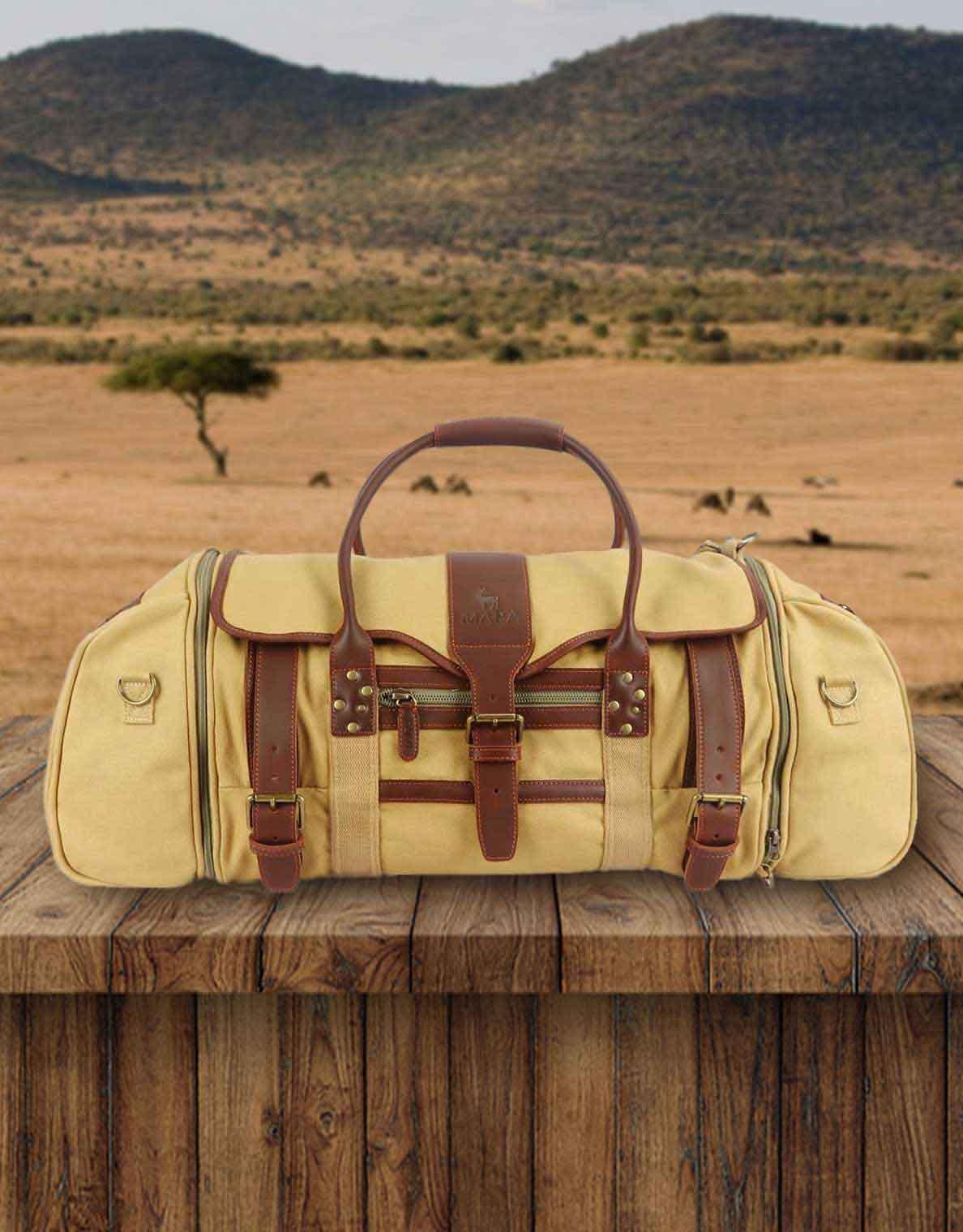 Voyager Southern Cross Safari Luggage Bag Cover