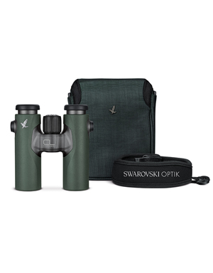 Swarovski CL Companion 10x30 Binoculars for Farmers Including Wild Nature Accessories