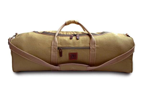 Large safari & travel duffel bag