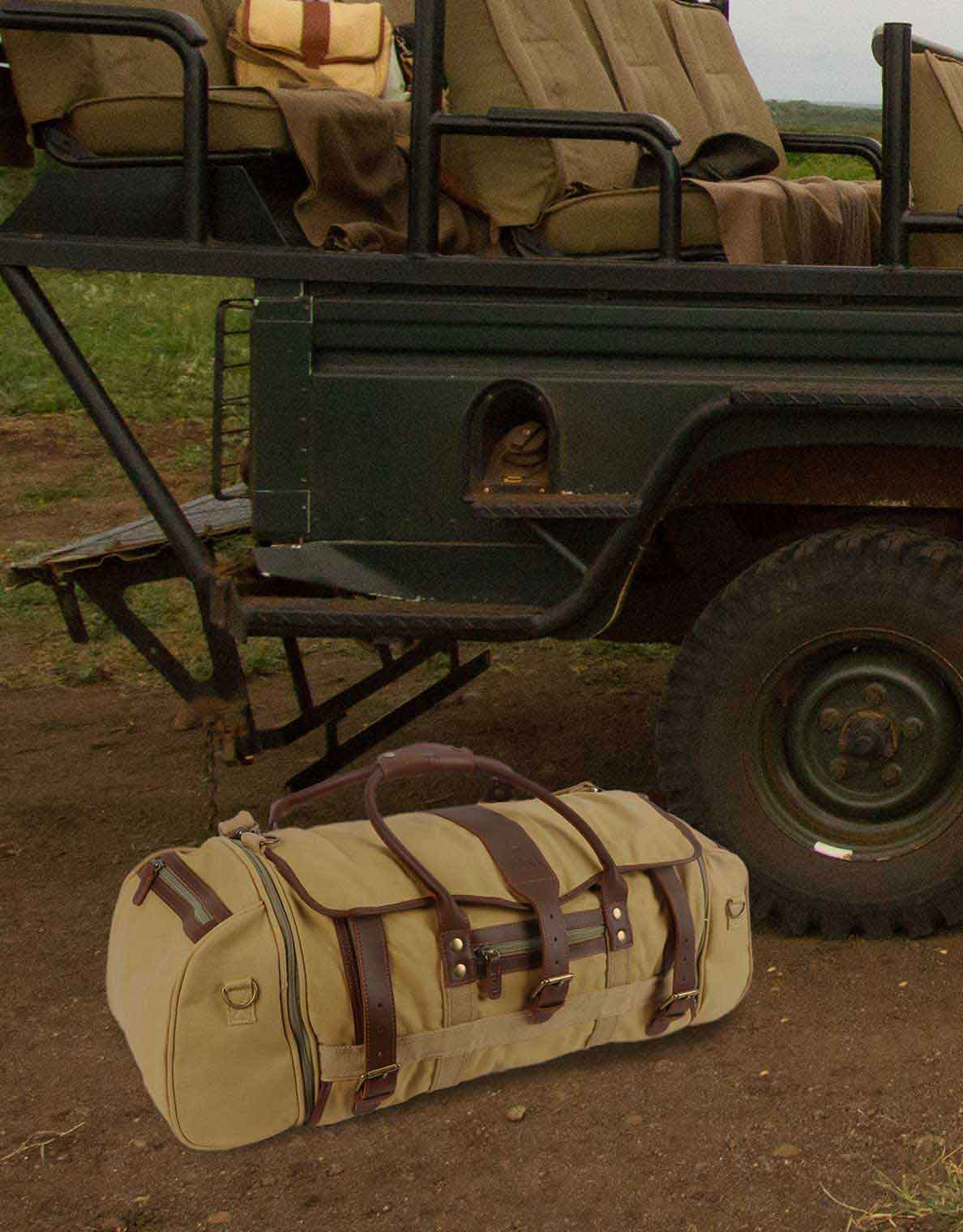 Voyager III Suit Bag Protector by The Safari Store