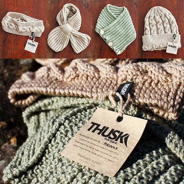 Thusk knitwear